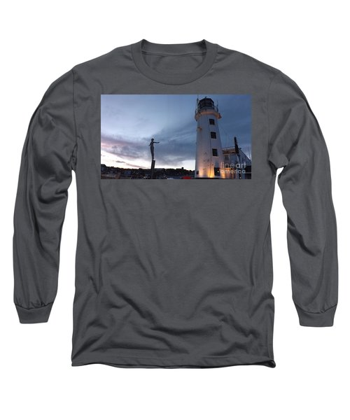 Lighthouse Lady 2 Long Sleeve T-Shirt