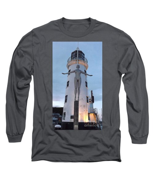Lighthouse Lady Long Sleeve T-Shirt