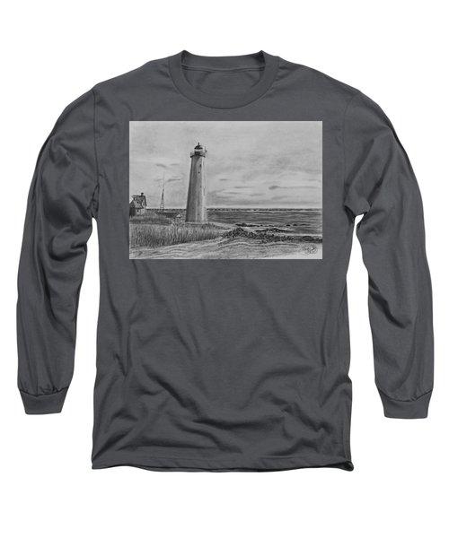 Lighthouse Point Long Sleeve T-Shirt