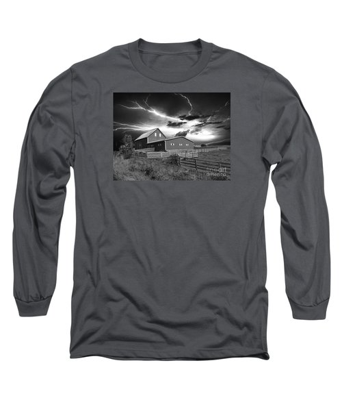Lighting Strike  Long Sleeve T-Shirt