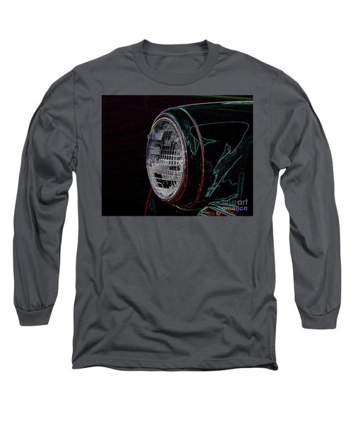 Long Sleeve T-Shirt featuring the photograph Lighting The Way by Vicki Pelham