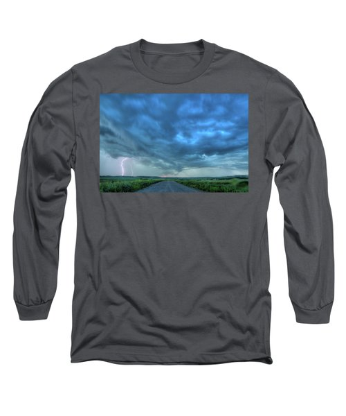 Lightning Strike Long Sleeve T-Shirt