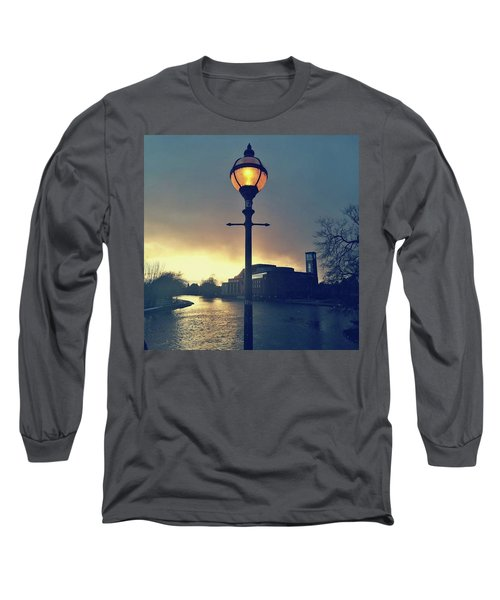 Let There Be Light. Long Sleeve T-Shirt