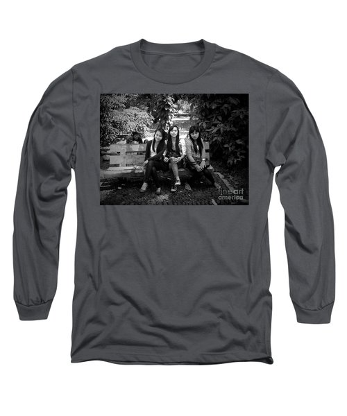Like, Don't Like...don't Know Long Sleeve T-Shirt
