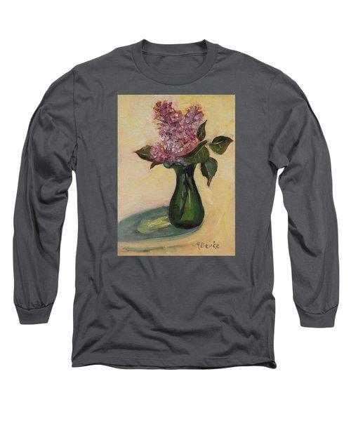 Lilac Reflections Long Sleeve T-Shirt