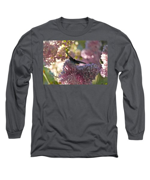 Lilac World Long Sleeve T-Shirt