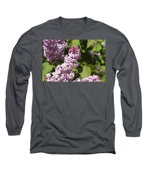 Lilacs 5552 Long Sleeve T-Shirt