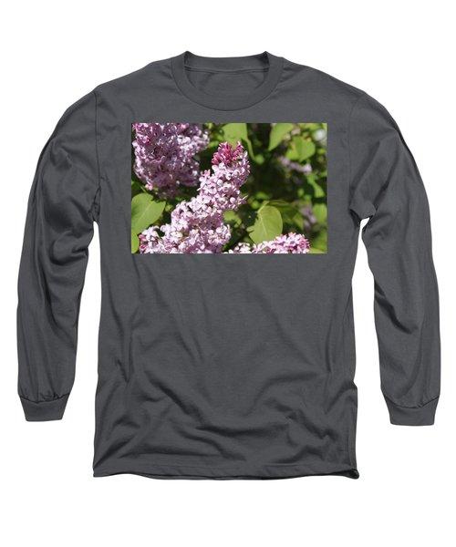 Lilacs 5552 Long Sleeve T-Shirt