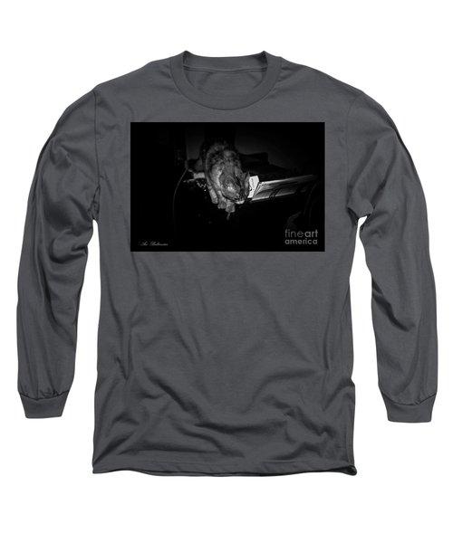 Lili At Night Activity Long Sleeve T-Shirt