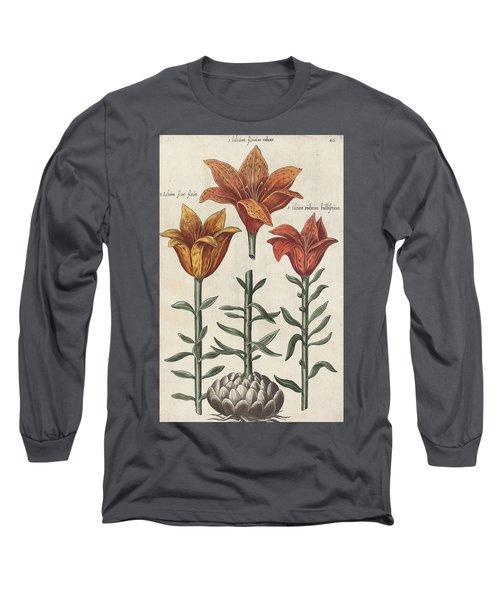 Lillies Long Sleeve T-Shirt