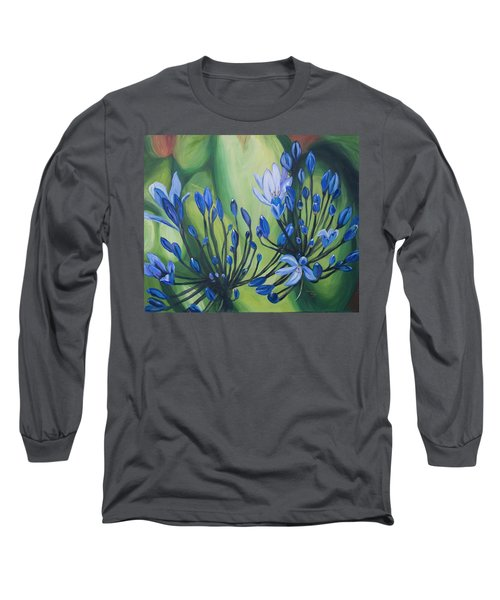 Lilly Of The Nile Long Sleeve T-Shirt