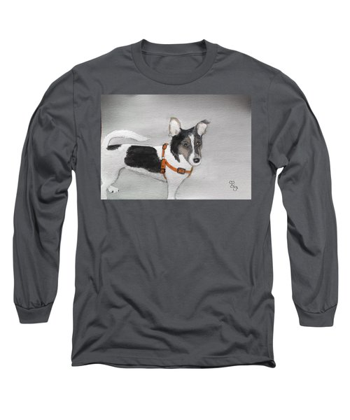 Lily Long Sleeve T-Shirt by Carole Robins