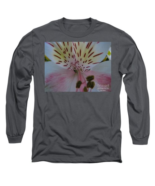 Long Sleeve T-Shirt featuring the photograph Lily by Greg Patzer