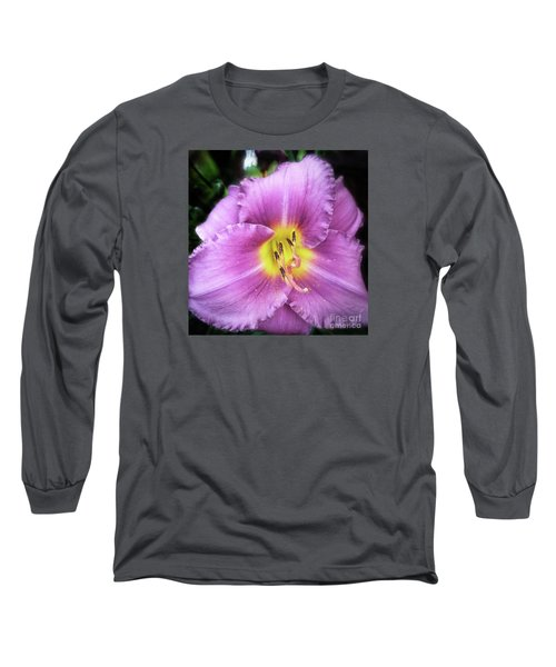 Lily In The Shade Long Sleeve T-Shirt