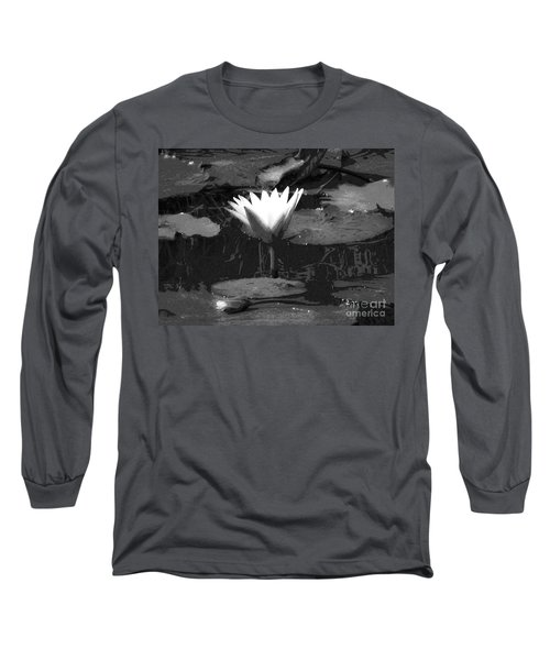 Lily Of The Lake Long Sleeve T-Shirt