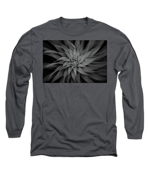 Lily Swirl Long Sleeve T-Shirt