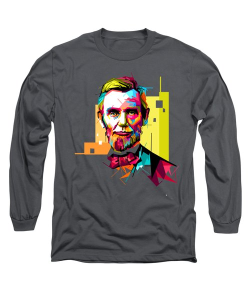 Lincoln Long Sleeve T-Shirt by Iffa Baskaragris