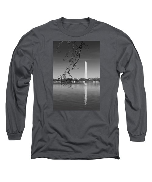 Line Up Long Sleeve T-Shirt by Iryna Goodall