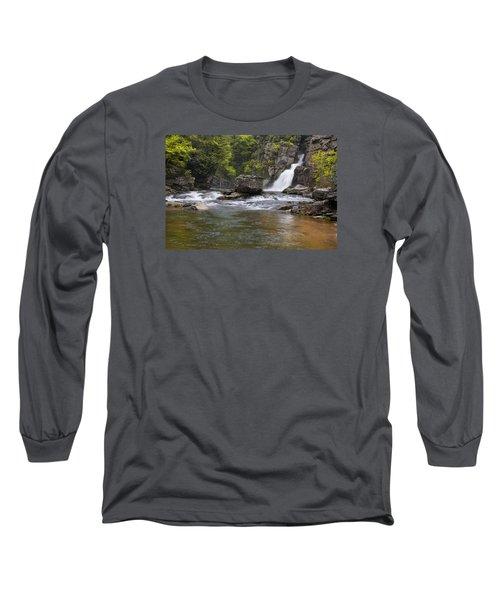 Linville Falls Basin Long Sleeve T-Shirt