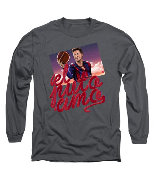 Lionel Elputoamo Long Sleeve T-Shirt