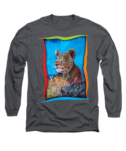 Lioness Pride Long Sleeve T-Shirt