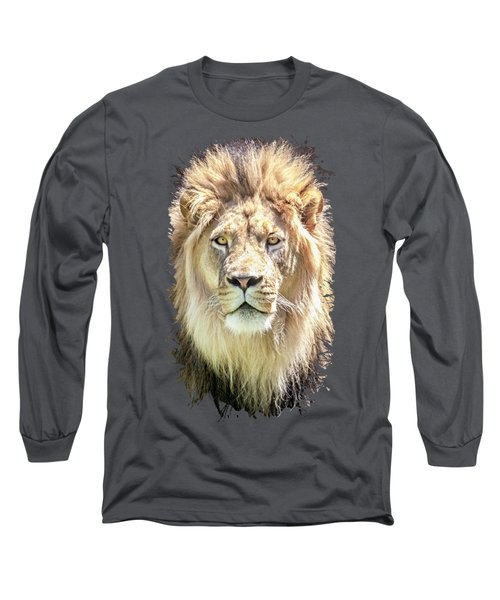 Lions Mane Long Sleeve T-Shirt