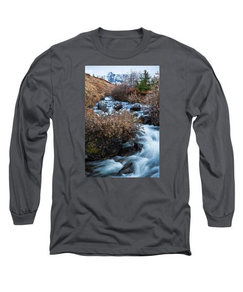 Liquid Winter Long Sleeve T-Shirt