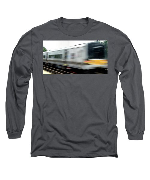 Lirr East Bound Long Sleeve T-Shirt