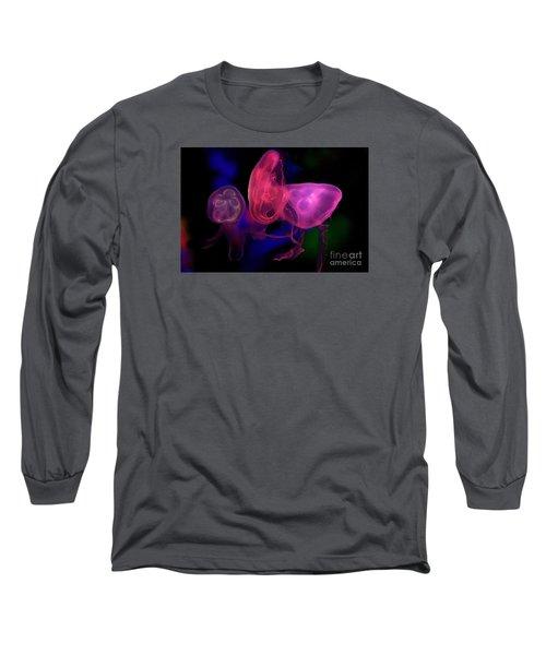 Lit Jellies  Long Sleeve T-Shirt