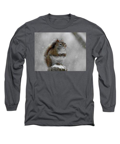 Little Begger Long Sleeve T-Shirt