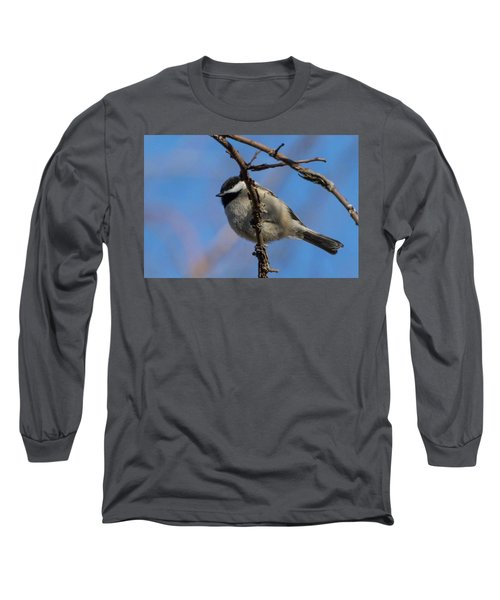 Little Chickadee Long Sleeve T-Shirt