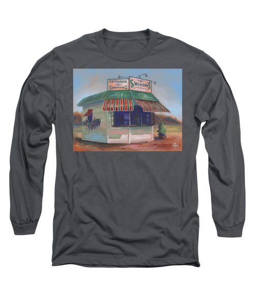 Little Drive-in On South Hawkins Ave Long Sleeve T-Shirt