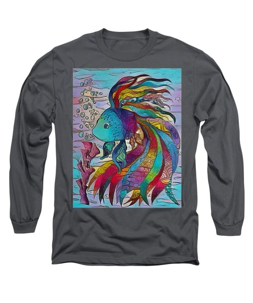 Little Fish 3 Long Sleeve T-Shirt