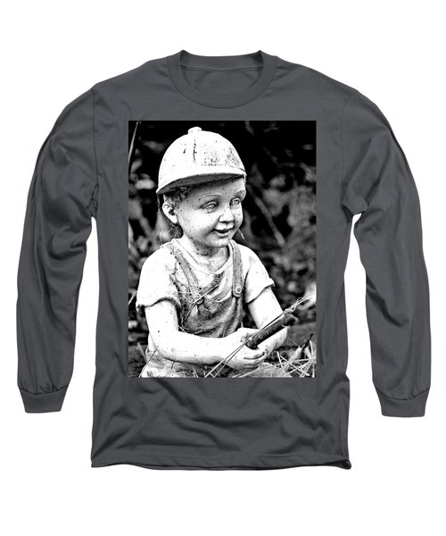 Little Fisherman Long Sleeve T-Shirt