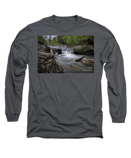 Little Missouri Falls Long Sleeve T-Shirt