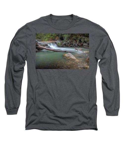 Little Missouri Falls 2 Long Sleeve T-Shirt