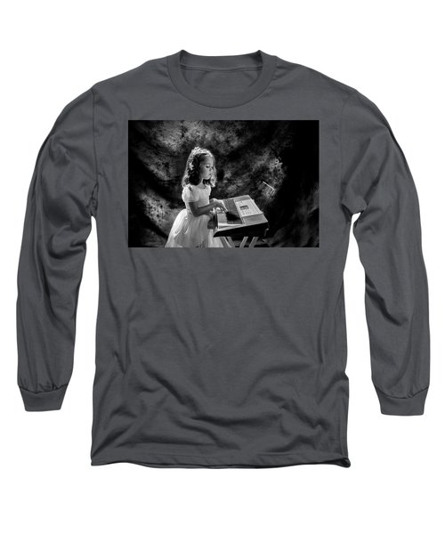 Little Musician Long Sleeve T-Shirt
