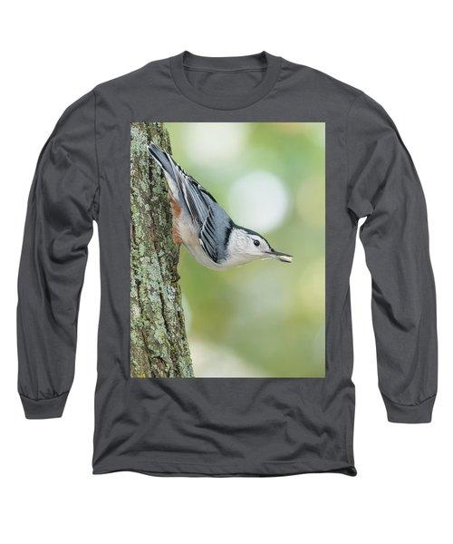 Little Nutty Bokeh Long Sleeve T-Shirt