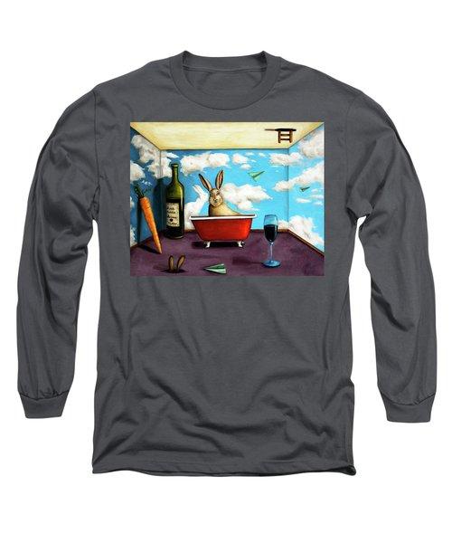 Little Rabbit Spirits Long Sleeve T-Shirt