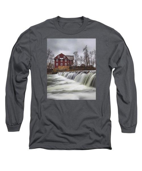 Little Red Mill Long Sleeve T-Shirt