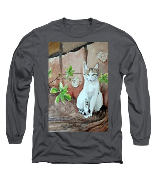 Little Singer Long Sleeve T-Shirt