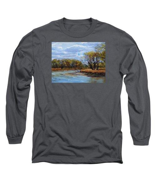 Little Sioux April Long Sleeve T-Shirt