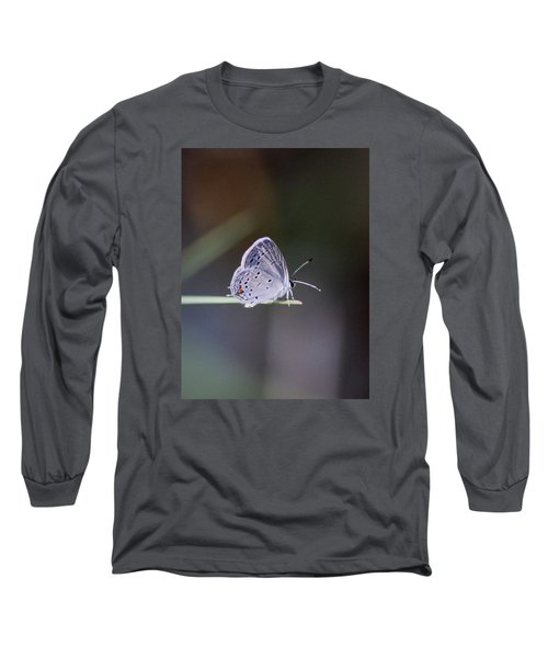 Little Teeny - Butterfly Long Sleeve T-Shirt by Travis Truelove