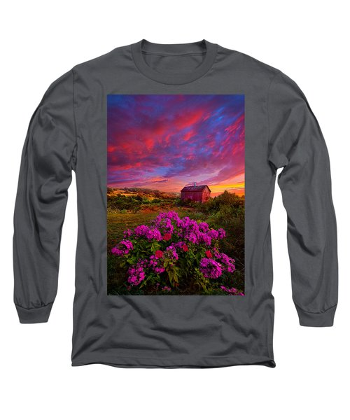 Live In The Moment Long Sleeve T-Shirt