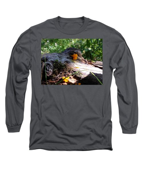 Live Sculpture Long Sleeve T-Shirt