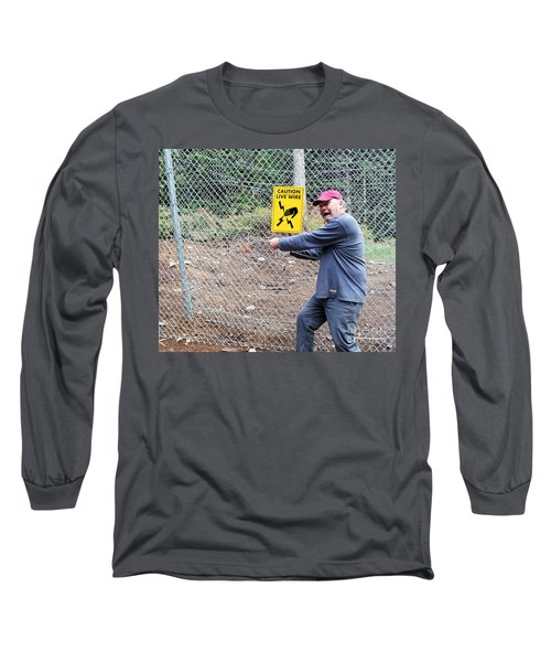 Live Wire Long Sleeve T-Shirt