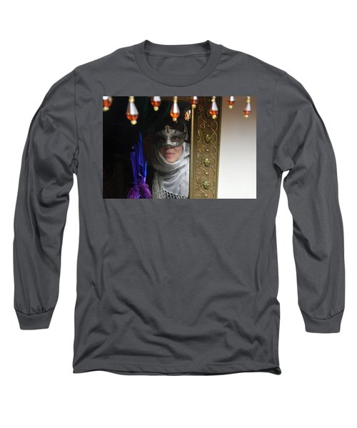 Living In New Orleans Long Sleeve T-Shirt