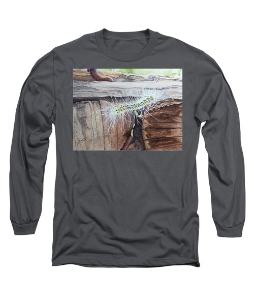 Living In The Moment - Dna Drama Long Sleeve T-Shirt