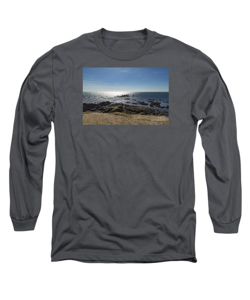 Lizard Point Cornwall Long Sleeve T-Shirt