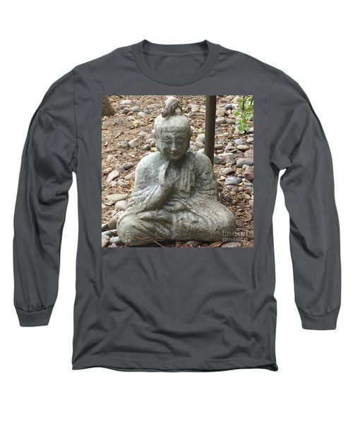 Lizard Zen Long Sleeve T-Shirt